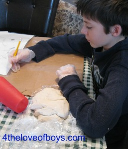 salt dough maps 3