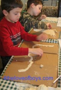 salt dough maps 6